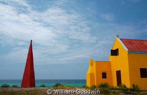 There are several arresting views in the flat south of Bo... by William Goodwin 